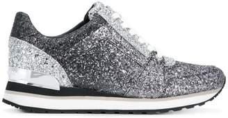 MICHAEL Michael Kors Billie glitter sneakers