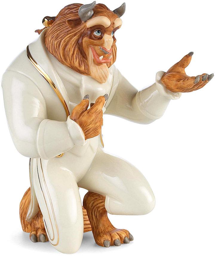 Lenox Collectible Disney Figurine, Beauty and the Beast My Hand, My Heart