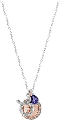 Swarovski Zodiac Pendant Taurus Necklace Necklace