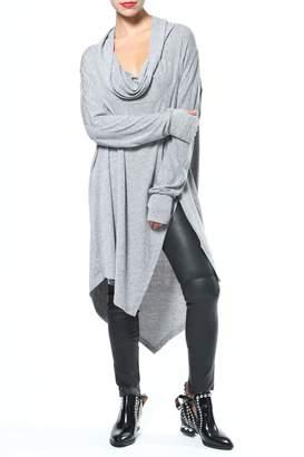 Co Madonna & Asymmetrical Knit Tunic