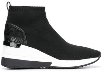 MICHAEL Michael Kors platform slip on trainers