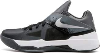Nike Zoom KD IV - 'Elite Youth Basketball League' - Black/Grey