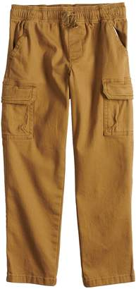 Boys 4-12 Jumping Beans Twill Cargo Pants