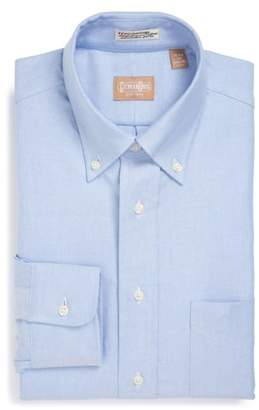 Cambridge Silversmiths Gitman 'Cambridge Oxford' Regular Fit Dress Shirt