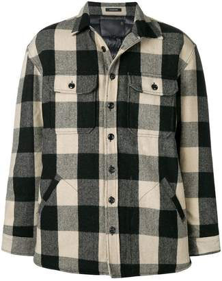 R 13 shirt jacket