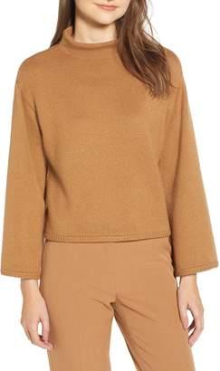 Anne Klein Bell Sleeve Sweater