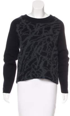 Surface to Air Wool Patterned Sweater