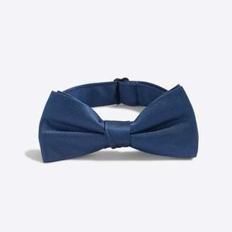 J.Crew Factory Boys' silk bow tie