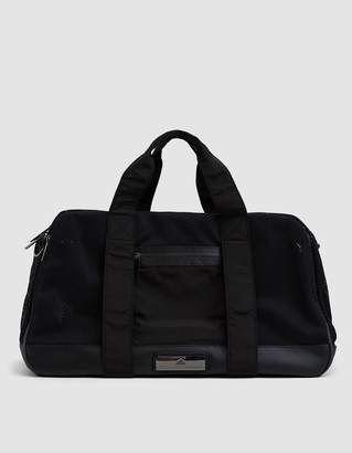adidas by Stella McCartney Medium Yoga Bag in Black