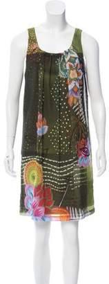 Desigual Sleeveless Knee-Length Dress