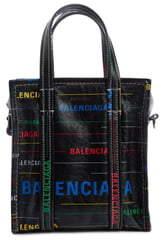 Balenciaga Extra Extra Small Bazar Leather Shopper