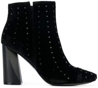 KENDALL + KYLIE Kendall+Kylie Tronchetto embellished ankle boots