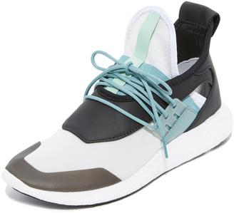Y-3 Y-3 Elle Run Boost Sneakers $350 thestylecure.com