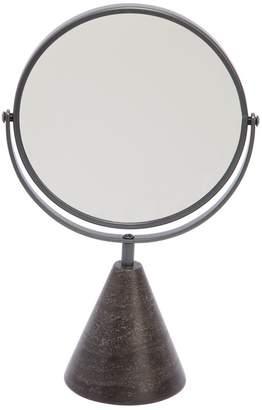 Table Mirror With Pietra D'avola Base