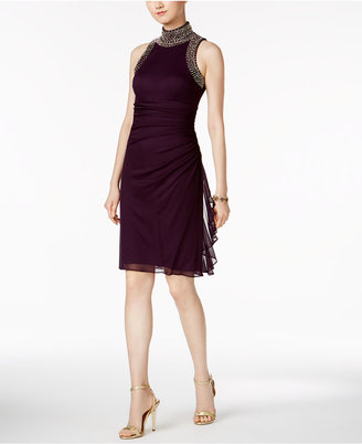 B & A by Betsy and Adam Embellished Sheath Dress $139 thestylecure.com