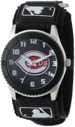 Game Time Men's 'Rookie' Quartz Metal and Nylon Casual Watch
