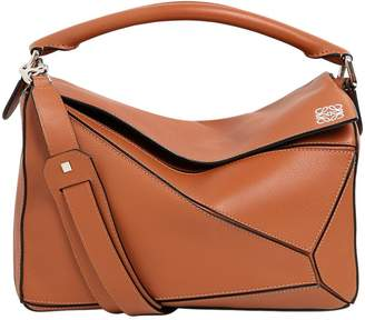 70ee097de Loewe Brown Top Handle Handbags - ShopStyle