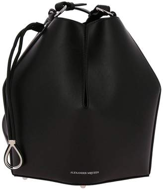 Alexander McQueen Backpack Backpack Women