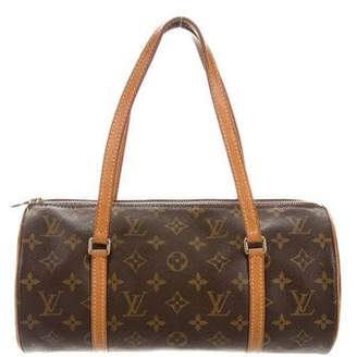 Louis Vuitton Monogram Papillon 30 w/ Pouch