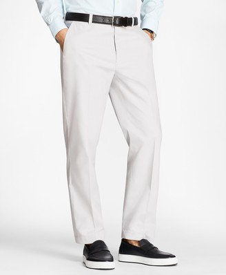 Brooks Brothers Non-Iron Clark Fit Supima Cotton Oxford Chinos