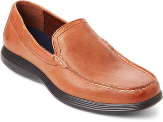Cole Haan British Tan Grand Tour Venetian Loafers