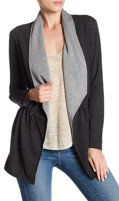Cable & Gauge Open Knit Cardigan