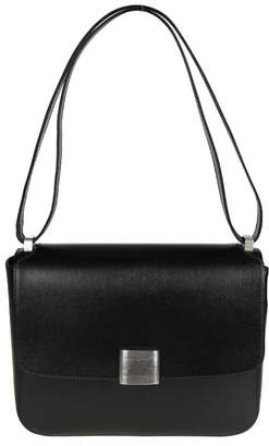 Golden Goose Valentina Bag In Black Leather