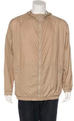 Bottega Veneta Lightweight Zip-Up Jacket