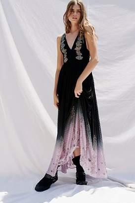 So Embellished Maxi Dress