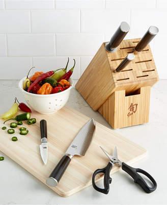 Shun Classic 7-Pc. Cutlery Set