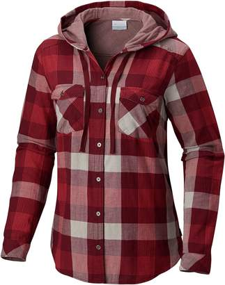 Columbia Times Two Hooded Shirt - Women's