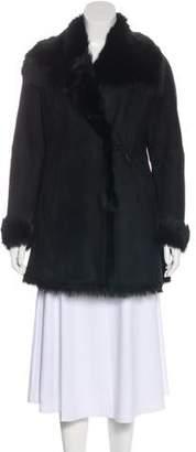 Andrew Marc Fur Short Coat