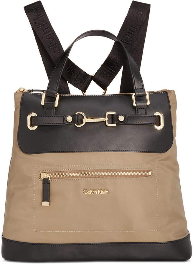 Calvin Klein Lianna Convertible Backpack