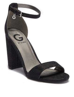 08fba1d441f GUESS Heeled Women s Sandals - ShopStyle