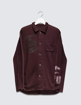 Undercover Burgundy Jacket