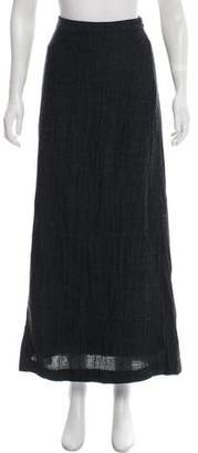 Rogan Wool Maxi Skirt w/ Tags