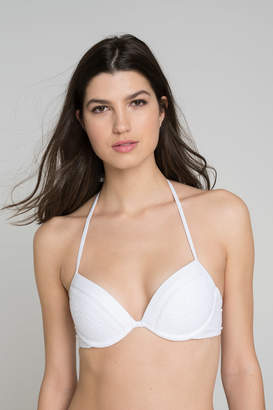 Ardene Cut Out Plunge Bikini Top