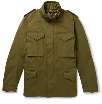 Ten C Matte-Shell Field Jacket