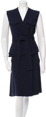 Derek Lam Sleeveless Sheath Dress w/ Tags