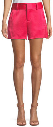 Alice + Olivia Cady High-Waist Shorts