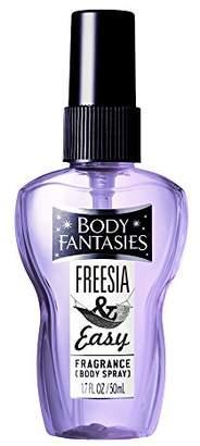 Body Fantasies ボディファンタジー ボディスプレー フリージア アンド イージー 50ml