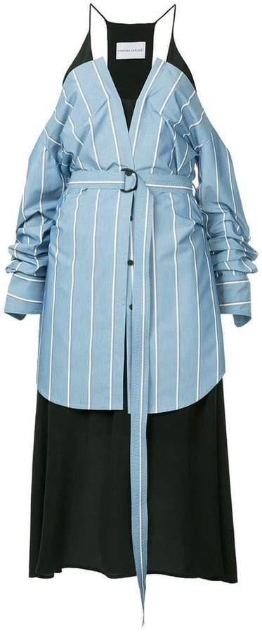 Strateas Carlucci hybrid Pixel dress