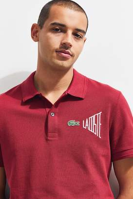 Lacoste Graphic Animation Polo Shirt
