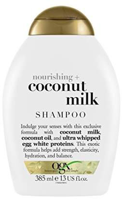 OGX Nourishing + Coconut Milk Shampoo 385 ml