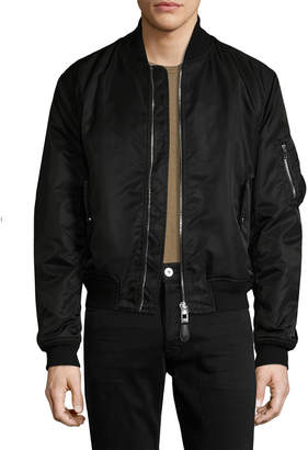 Givenchy Embroidered Bomber Jacket