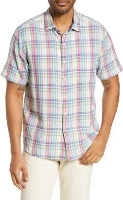 Tommy Bahama Island Etch Cotton Sport Shirt