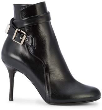 Chloé buckle ankle boots