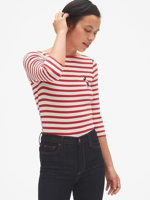 Gap | Disney Modern Stripe Ballet-Back T-Shirt