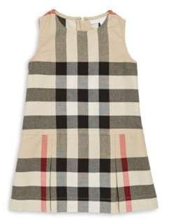 Burberry Baby's& Toddler's Mini-Dawn Cotton Dress