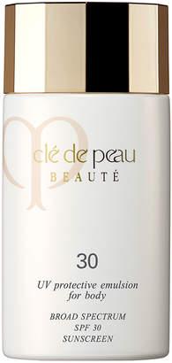 Clé de Peau Beauté UV Protective Emulsion For Body Broad Spectrum SPF 30, 2.5 oz.